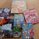 Bücher.... Prinzessinnenhandbuch, Elfengeschichten usw