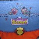 Scout Easy II Schulranzen Butterfly