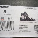 Gr. 39 Converse All Star high Chucks navy unisex