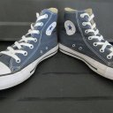 Gr. 39 Converse Chucks All Star high Navy unisex
