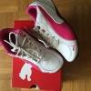 Mädchen Sneaker Puma 28 Sportschuhe Turnschuhe