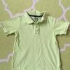 Jungen Shirt Poloshirt C a  Palomino 122 neon grün