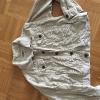 Jeansjacke Jacke 116 nude braun Power Kids Cordjacke