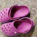Crocs Größe 37/38 pink