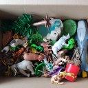 Gesammeltes Playmobil, sehr viele Tiere, Bäume, etc.
