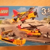 Lego Creator 31029 Transporthubschrauber