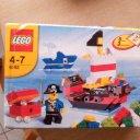 Lego 6192  für Adventskalender