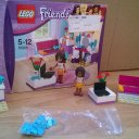 Lego friends Andreas Zimmer 41009