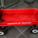 Original Radio Flyer Bollerwagen