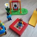 Playmobil 1-2-3 Spielplatz