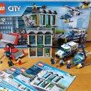 3 Lego Polizei Sets